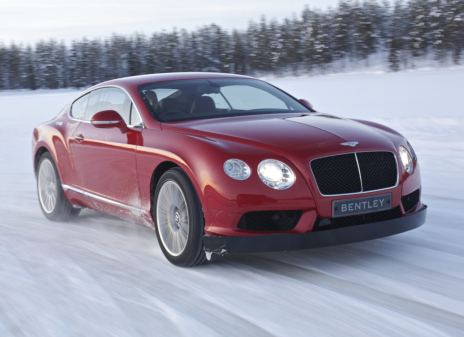 Bentley Continental GTC 2014 #6