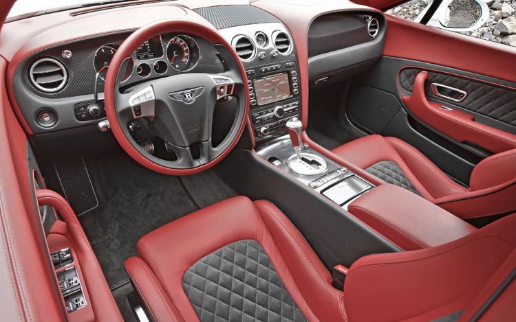 Bentley Continental Supersports 2010 #10