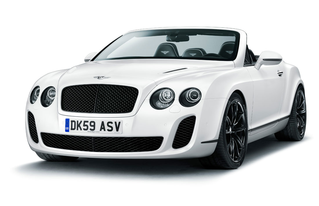 Bentley Continental Supersports 2010 #4
