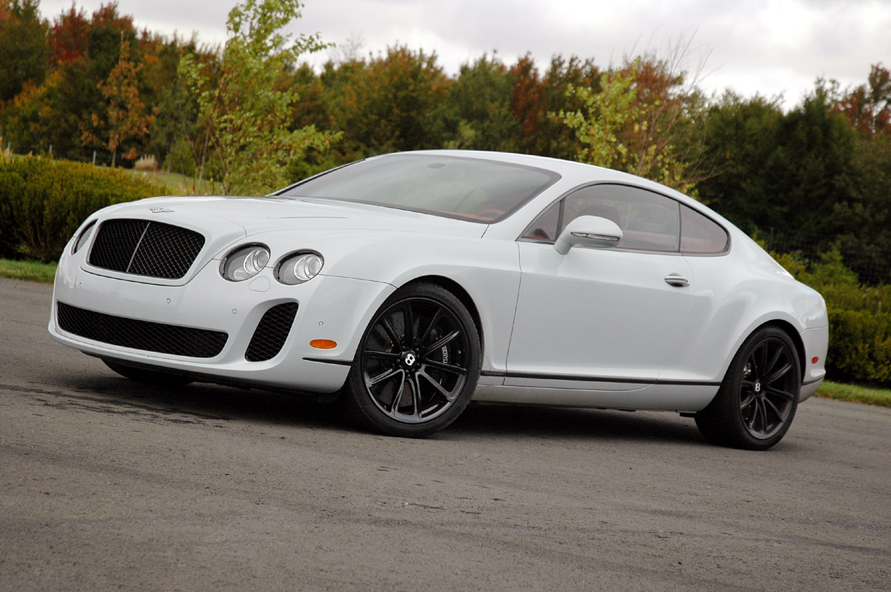 Bentley Continental Supersports 2010 #5