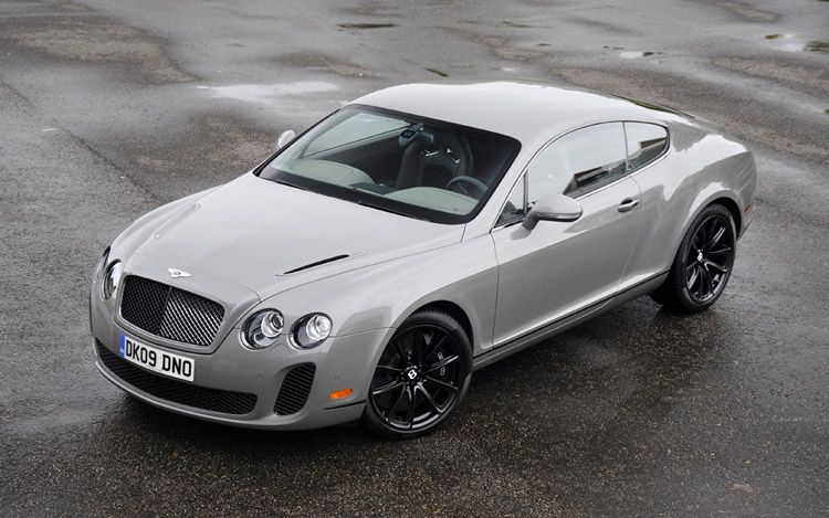 Bentley Continental Supersports 2010 #8