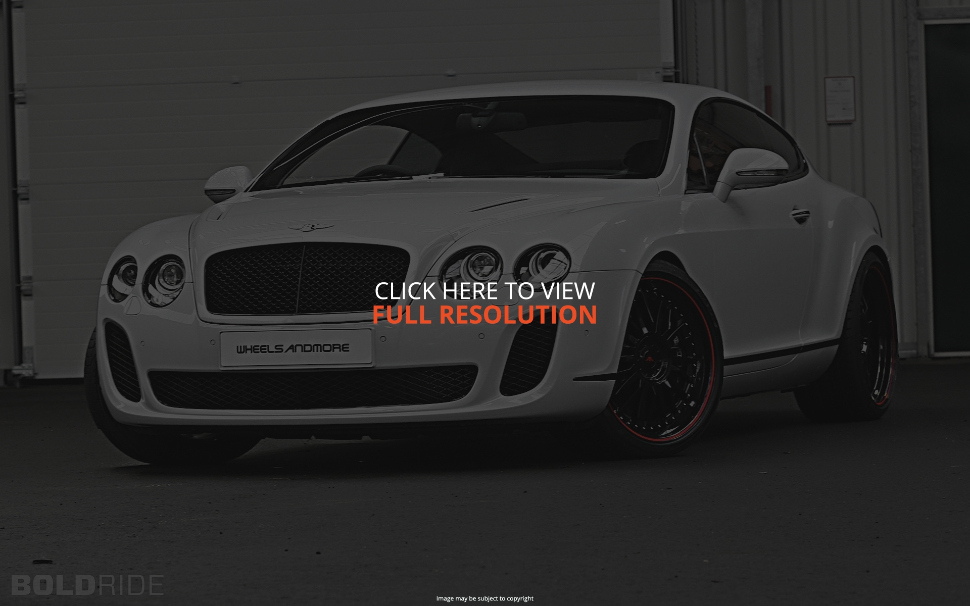 Bentley Continental Supersports 2011 #11