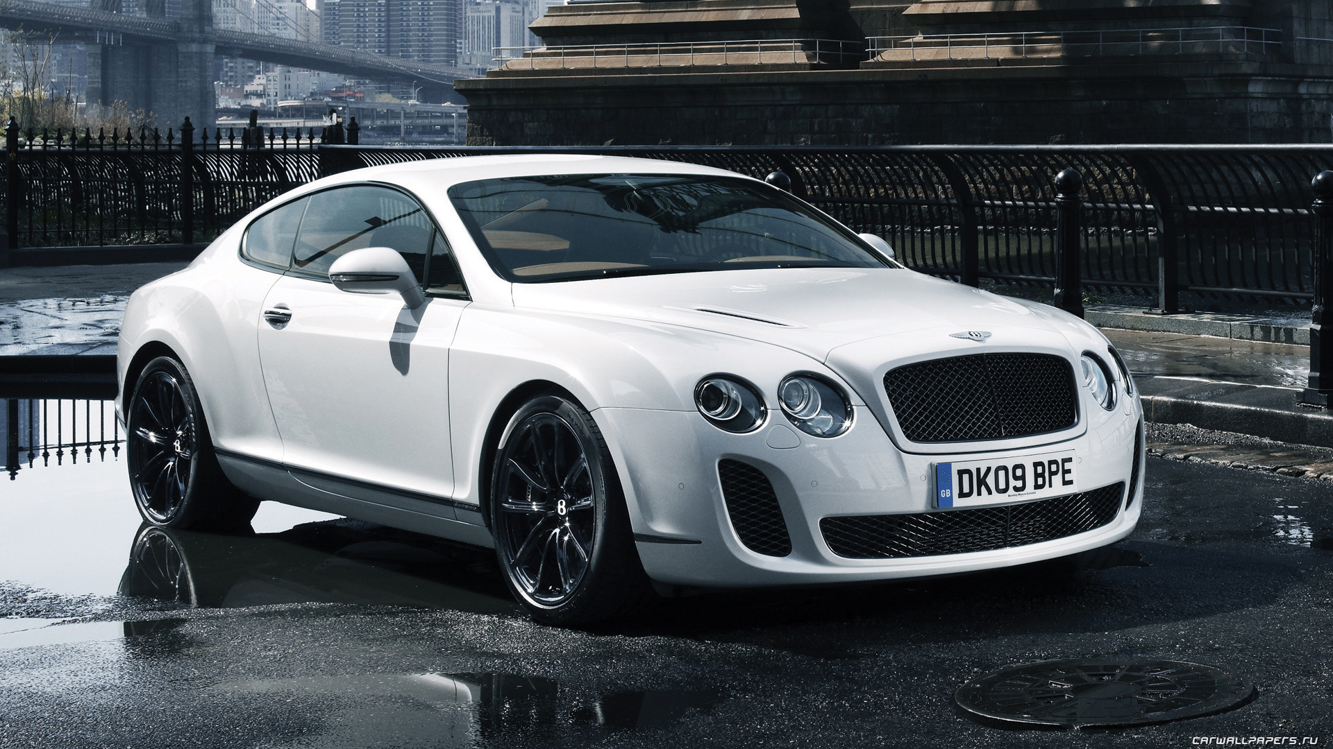 Bentley Continental Supersports 2011 #4