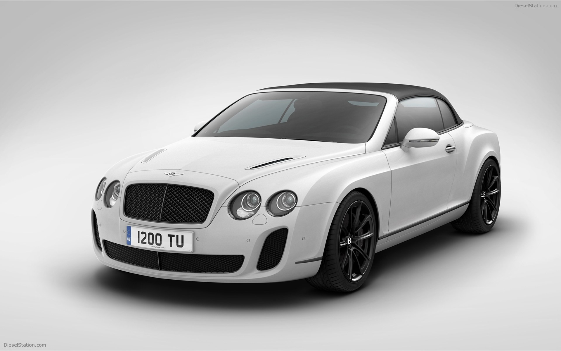 Bentley Continental Supersports 2011 #9