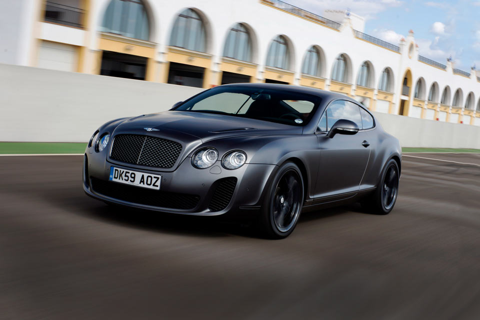 Bentley Continental Supersports 2012 #1