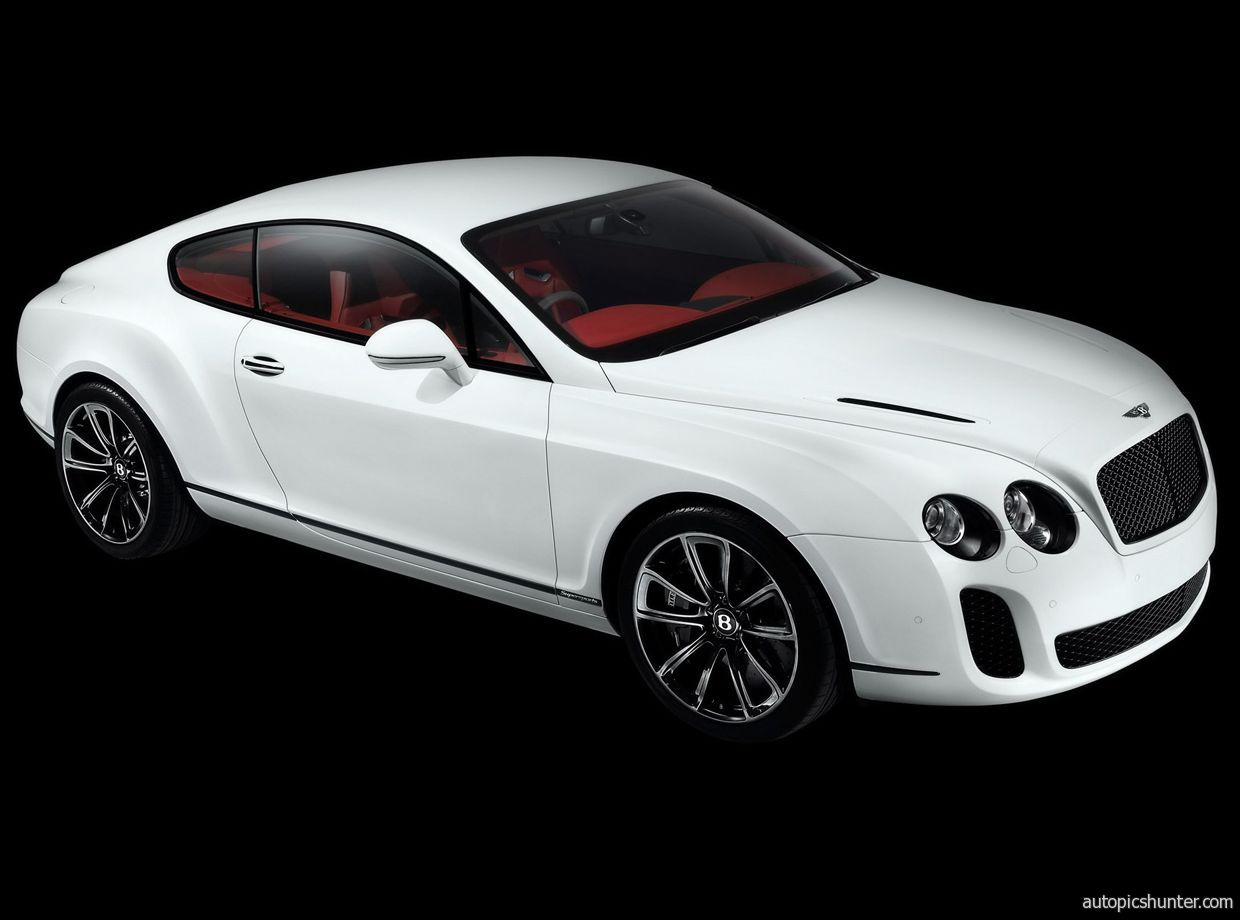 Bentley Continental Supersports 2012 #3