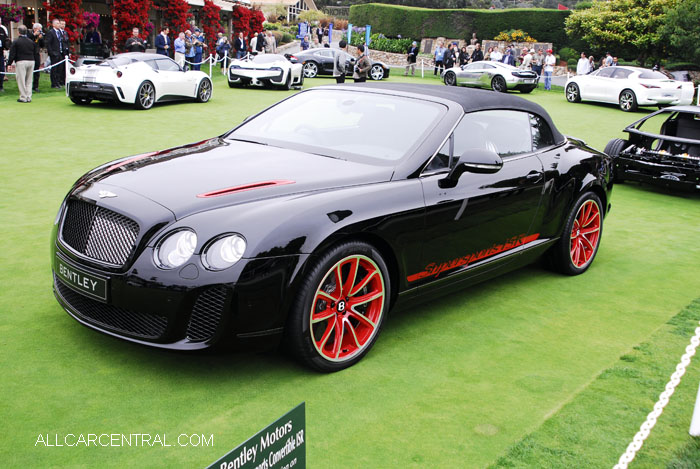 Bentley Continental Supersports 2012 #4