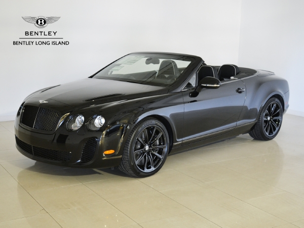 Bentley Continental Supersports 2012 #5