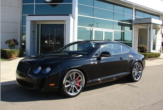 Bentley Continental Supersports 2012 #6