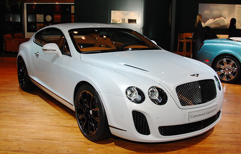 Bentley Continental Supersports #5
