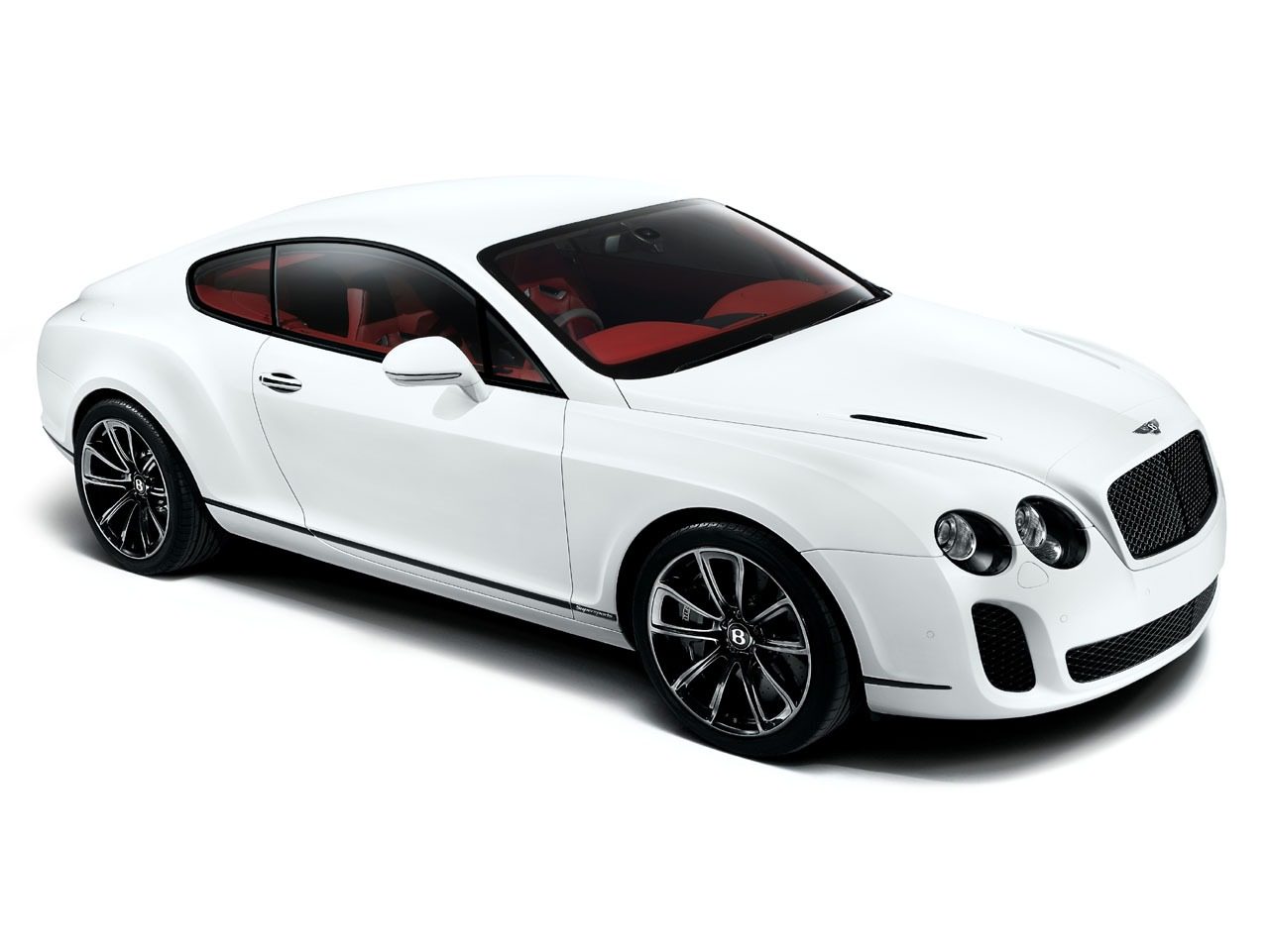 Bentley Continental Supersports Convertible 2011 #4