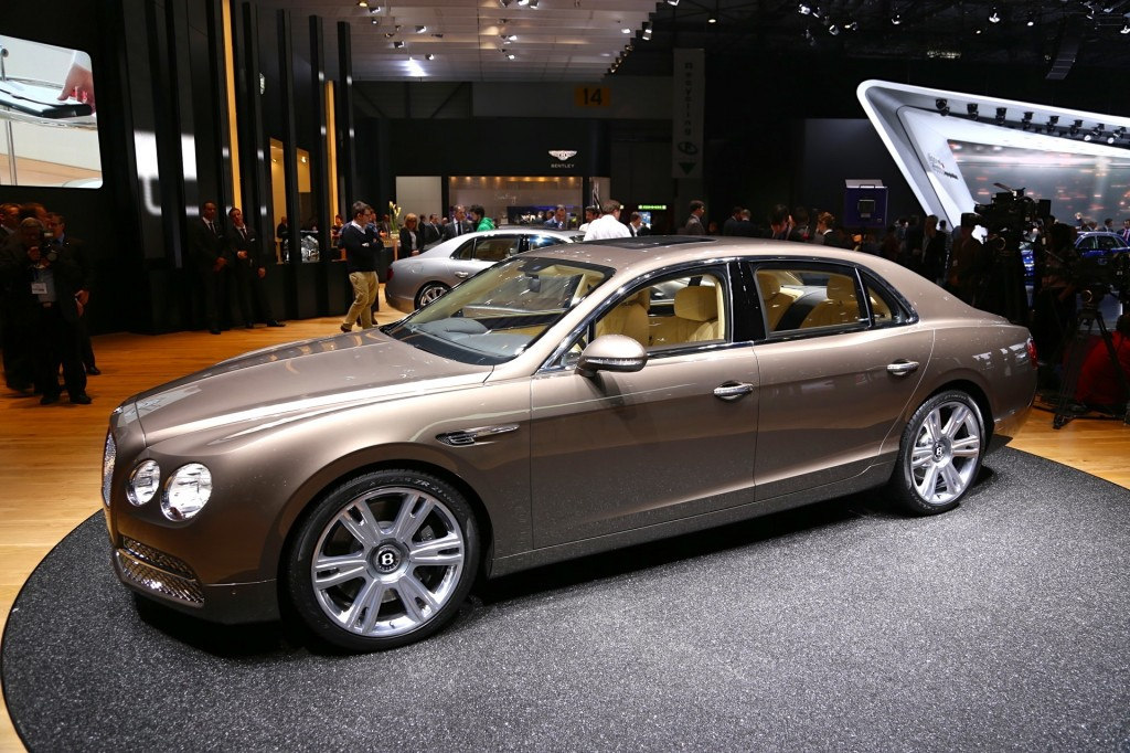 Bentley Flying Spur #10