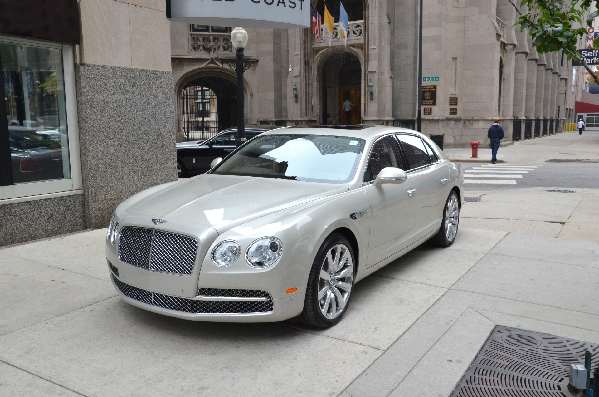 Bentley Flying Spur 2014 #14