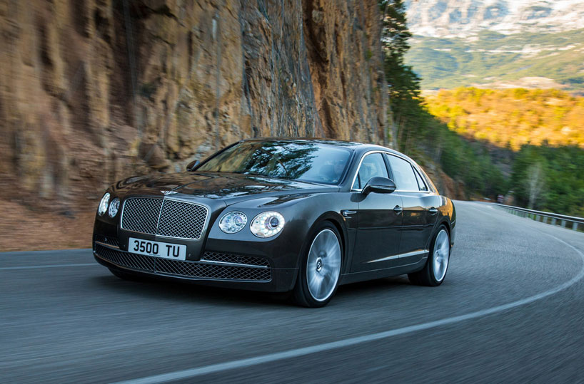 Bentley Flying Spur 2014 #5