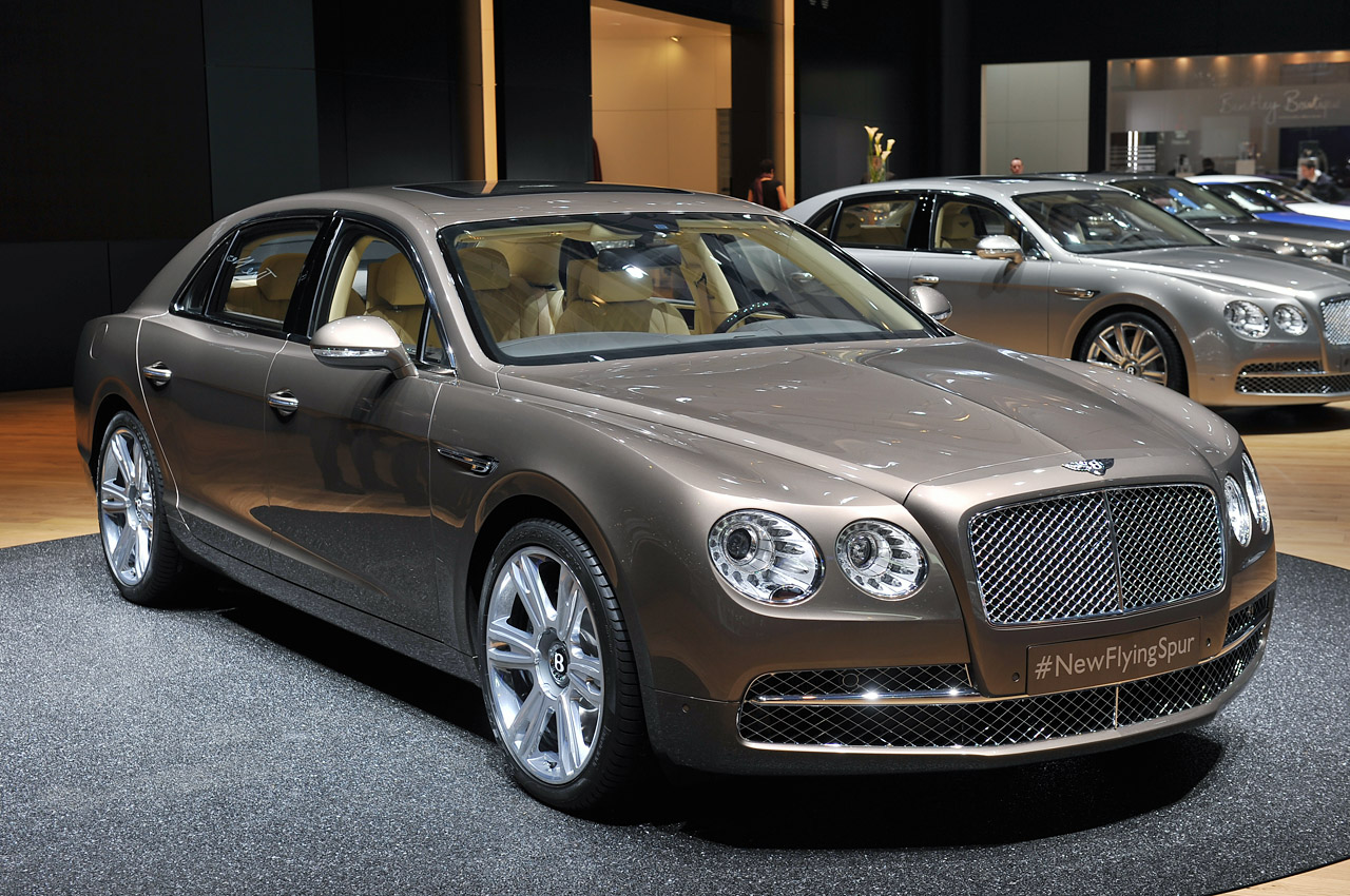 Bentley Flying Spur #6