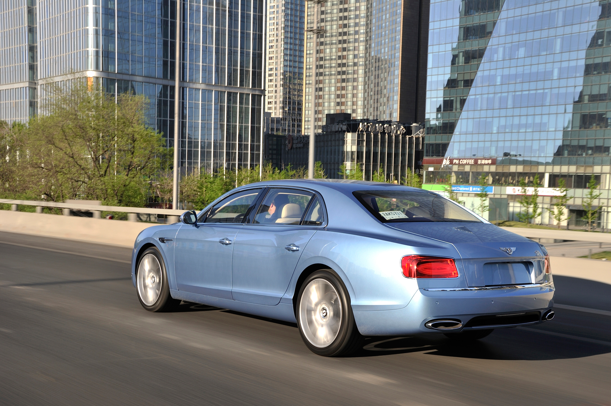 Bentley Flying Spur #5