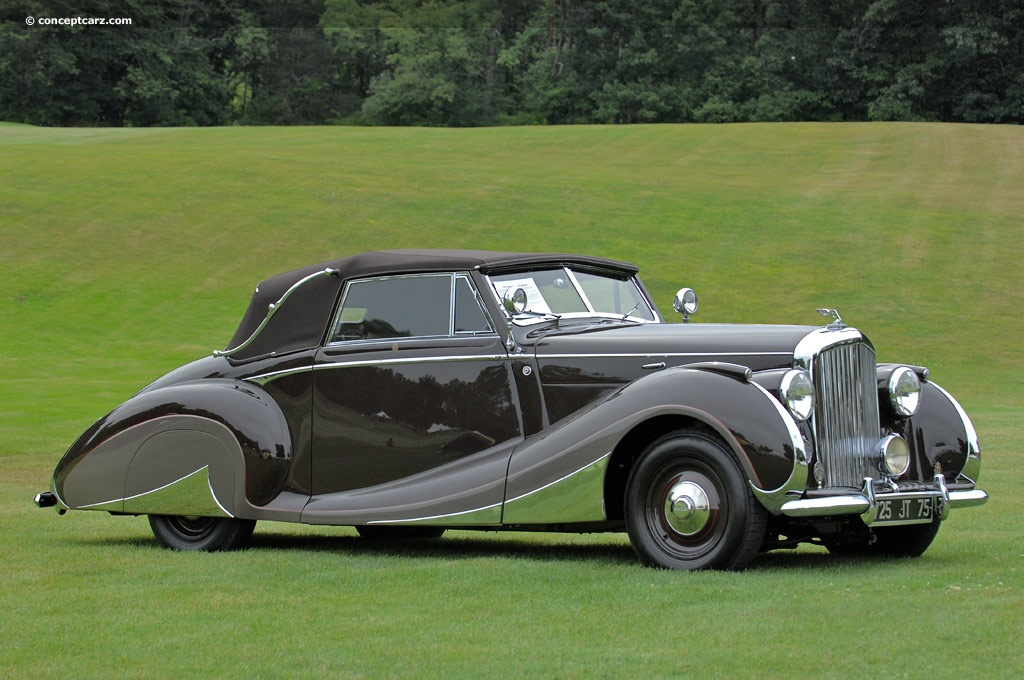 Bentley Mark VI #11