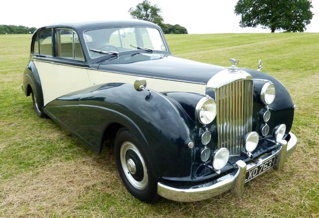 Bentley Mark VI 1952 #11
