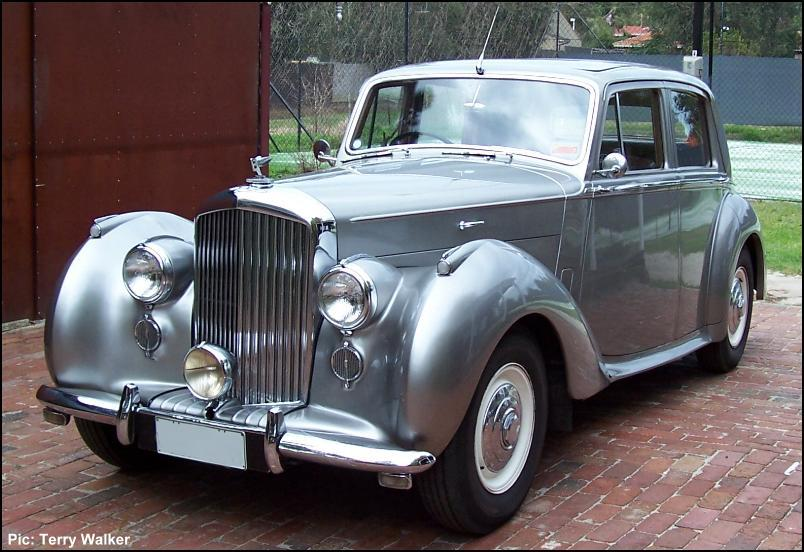 Bentley Mark VI #2