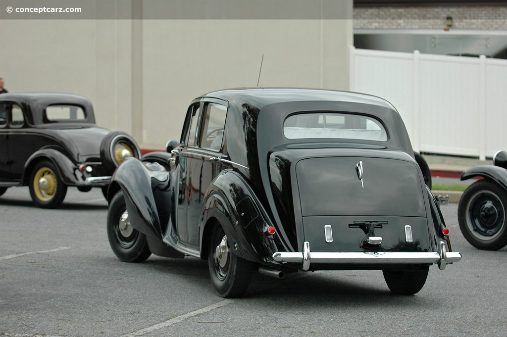 Bentley Mark VI #4
