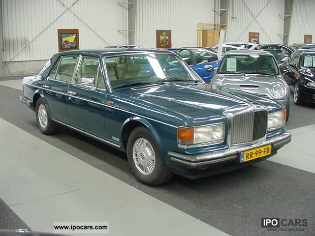 Bentley Mulsanne 1981 #10
