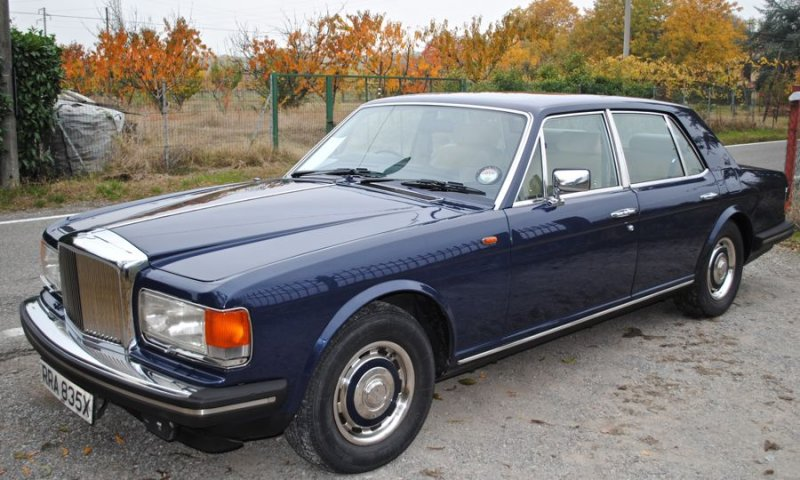 Bentley Mulsanne 1981 #2
