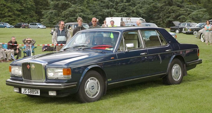 Bentley Mulsanne 1981 #4