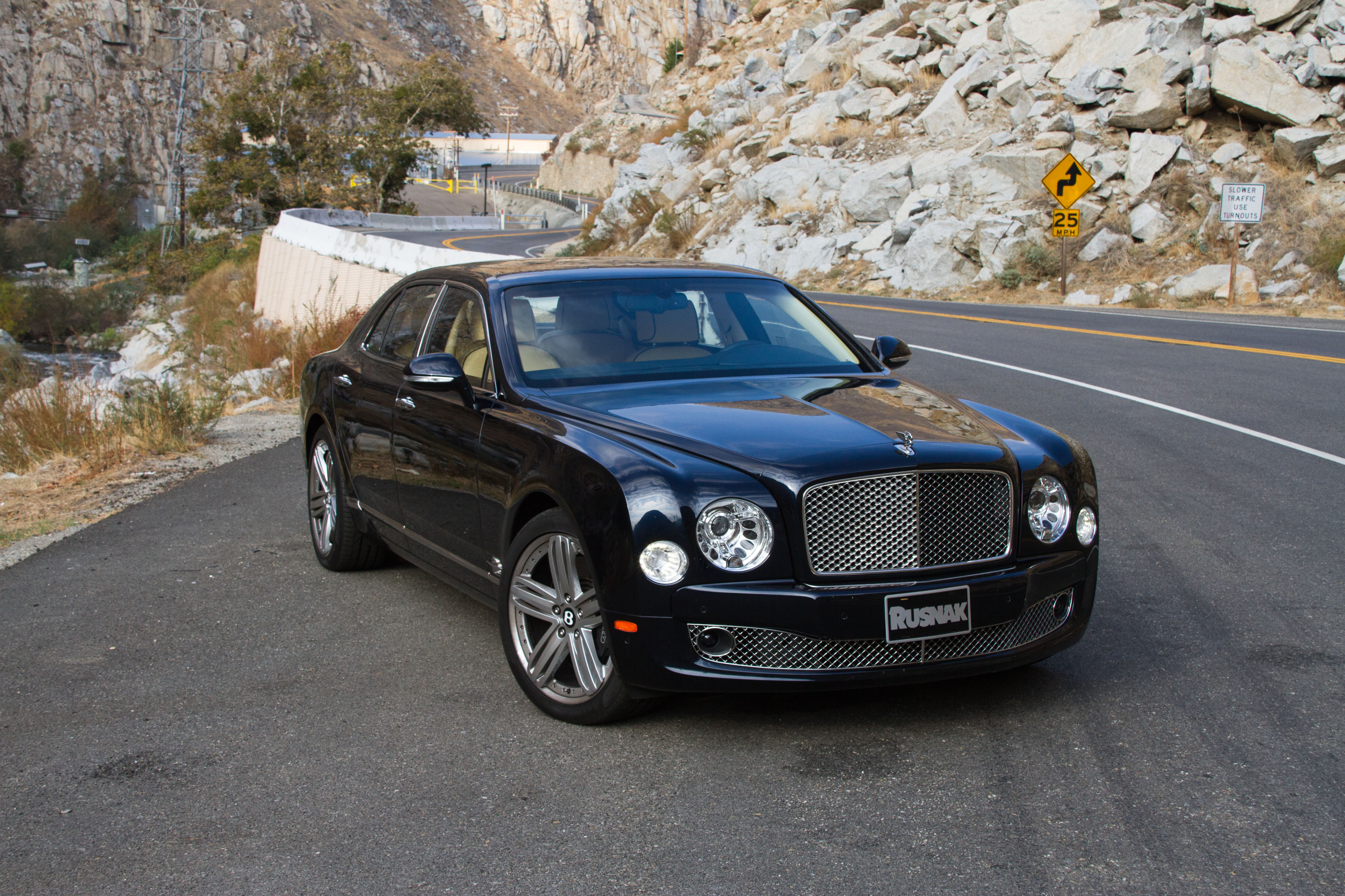 Bentley Mulsanne #4