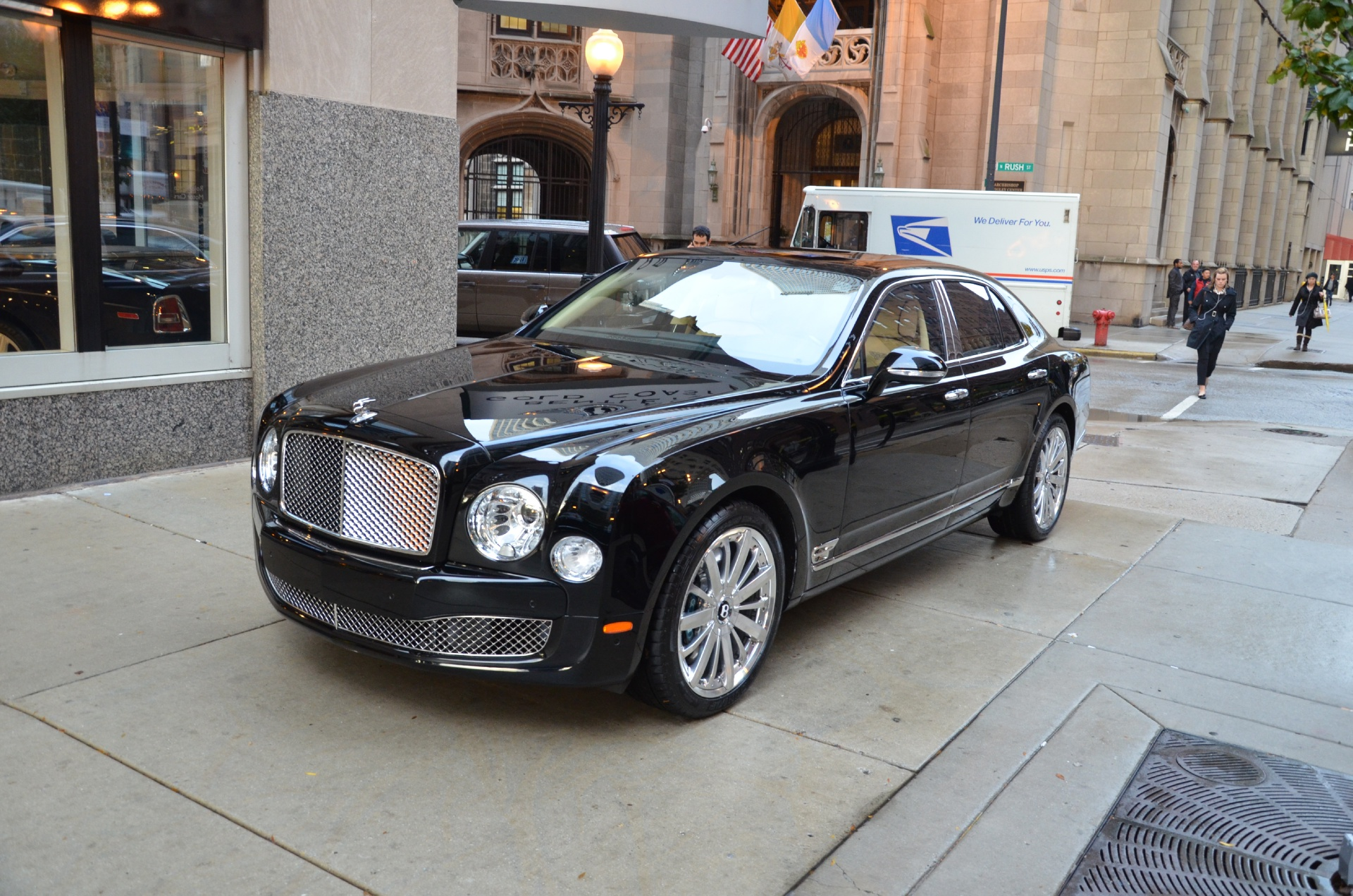 2013 Bentley Mulsanne - Information and photos - MOMENTcar