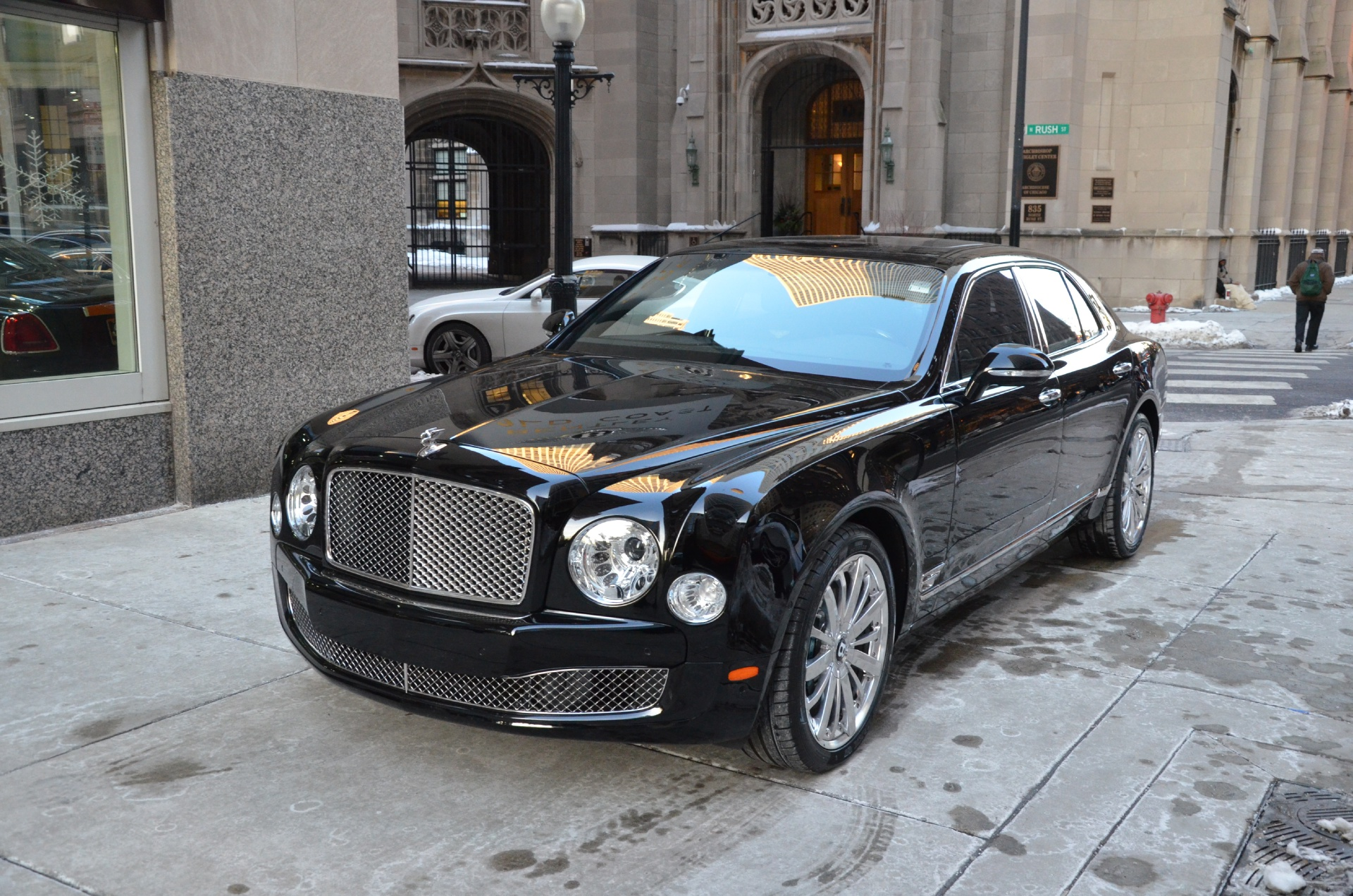 Bentley Mulsanne 2014 #1