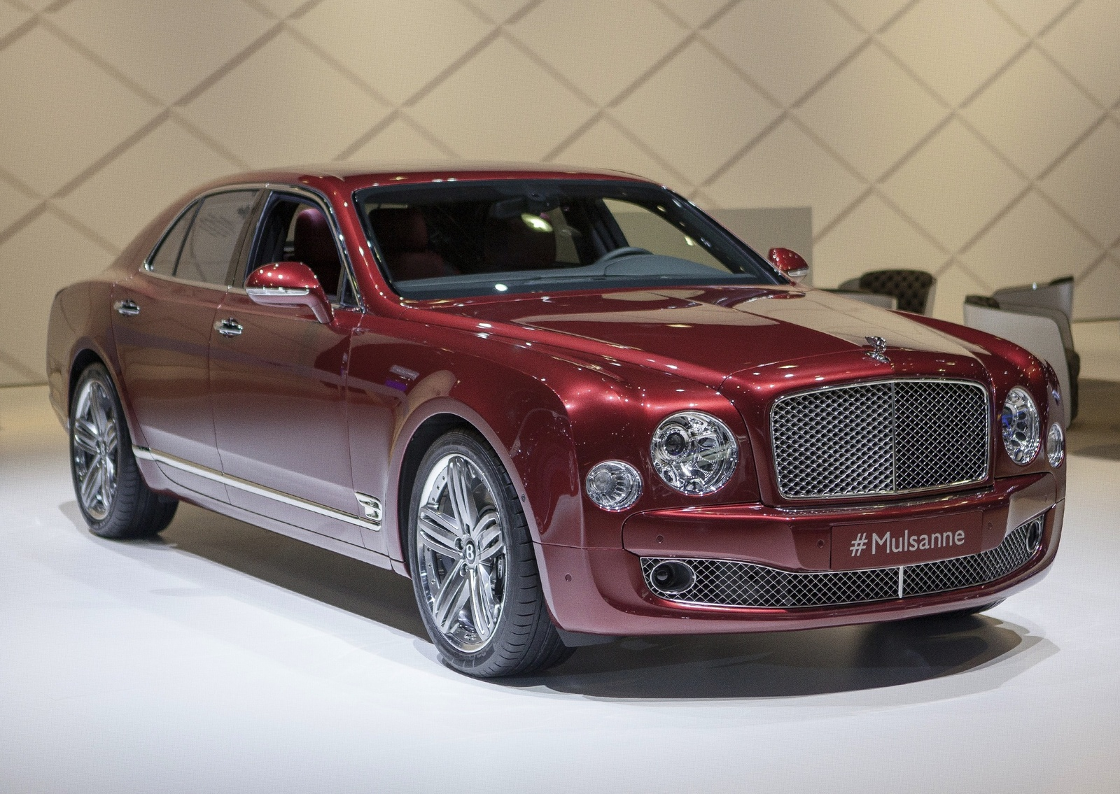 Bentley Mulsanne 2014 #11