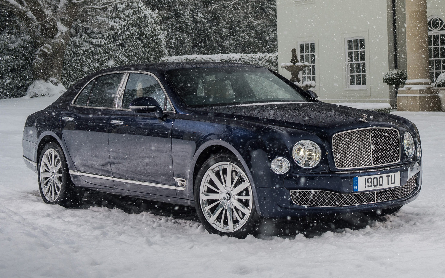 Bentley Mulsanne 2014 #2