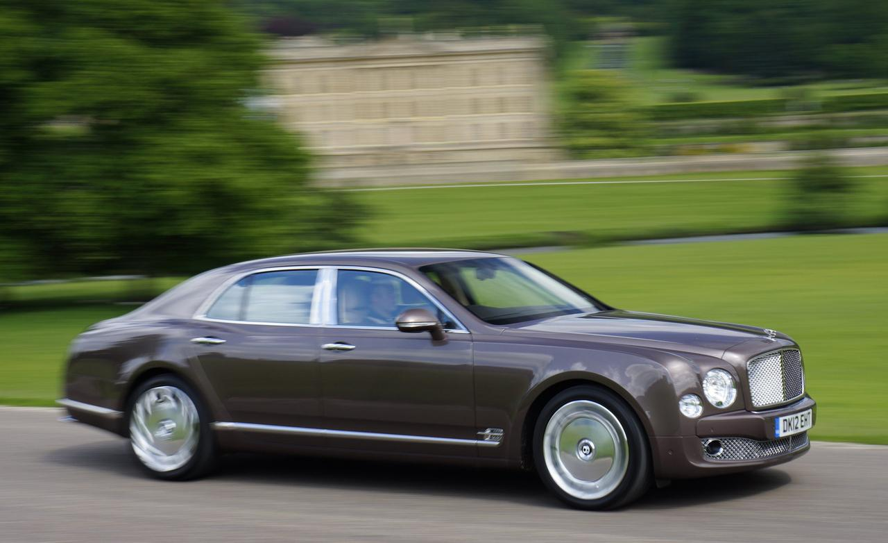 Bentley Mulsanne 2014 #4