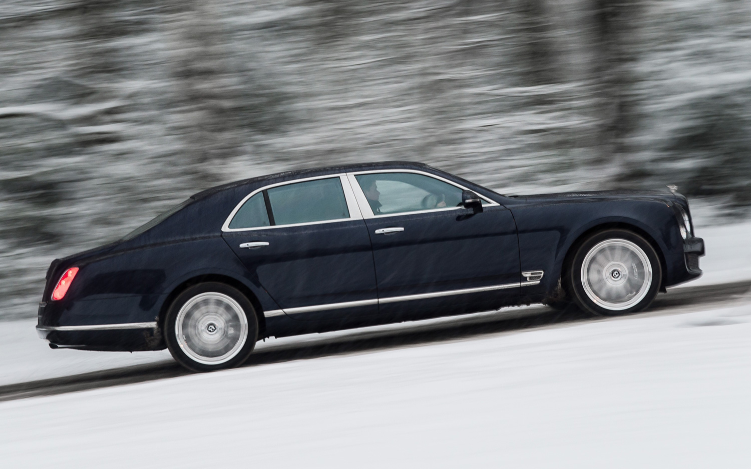 Bentley Mulsanne 2014 #6