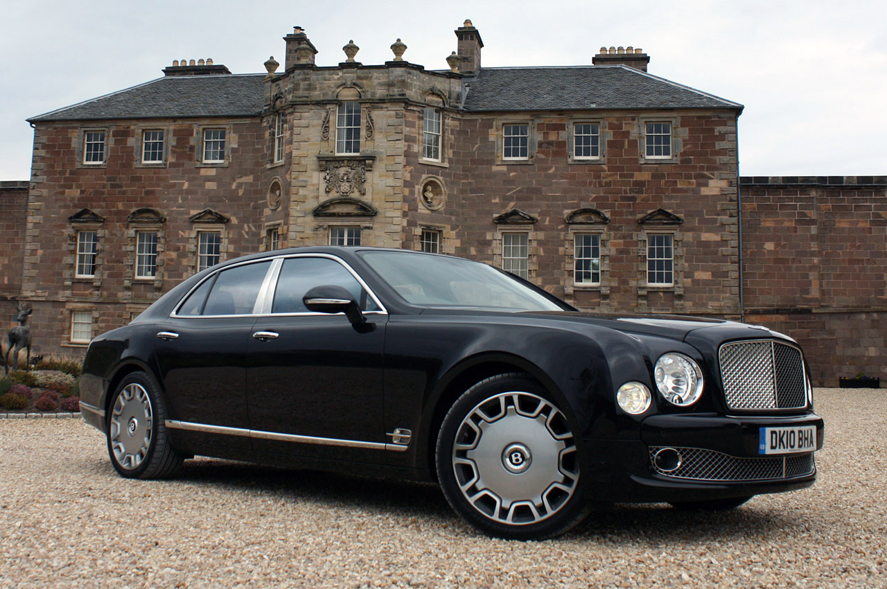 Bentley Mulsanne #7