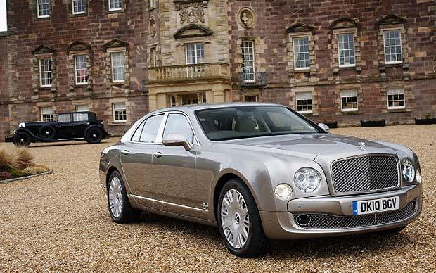 Bentley Mulsanne #8