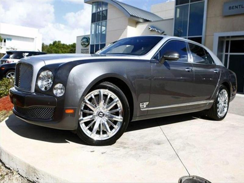 Bentley Mulsanne Base #1