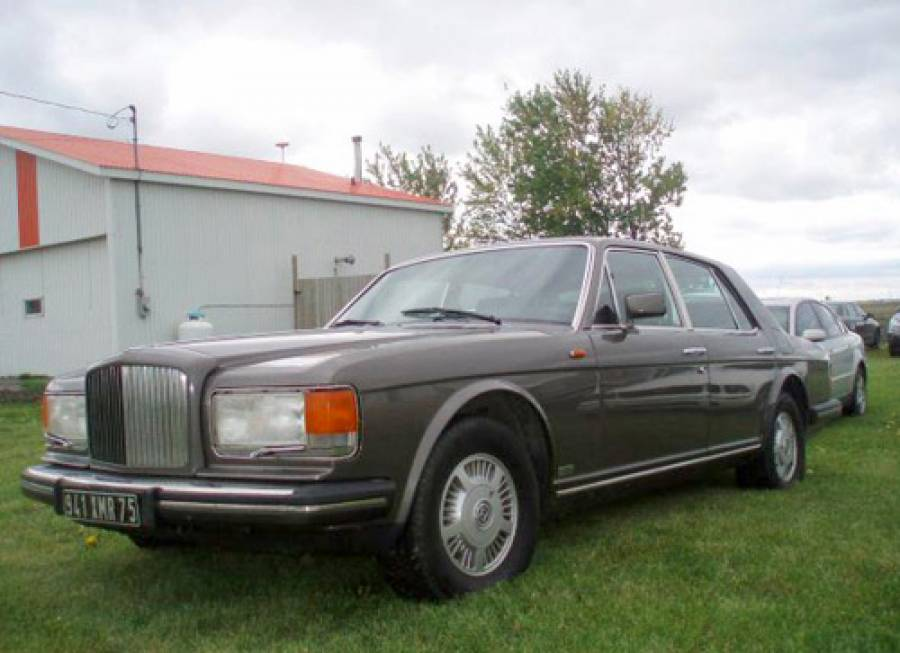 Bentley Mulsanne Turbo 1982 #7