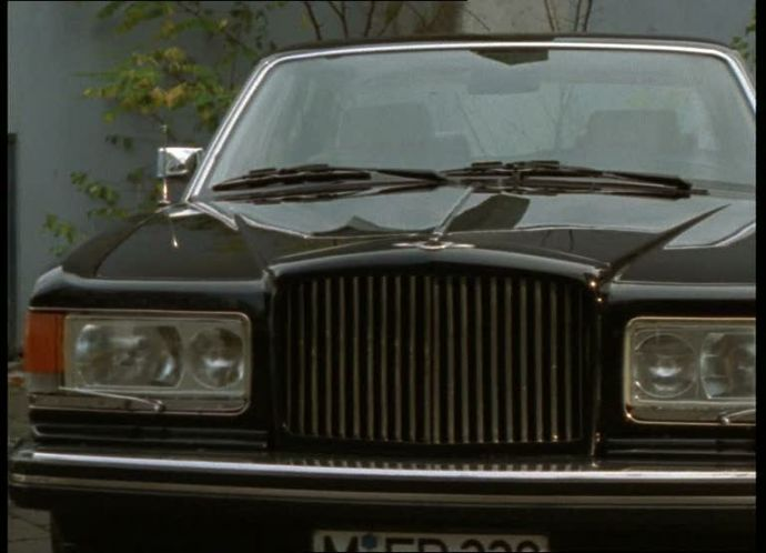 Bentley Mulsanne Turbo 1982 #9