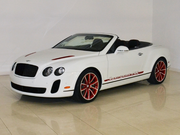 Bentley Supersports Convertible ISR #5