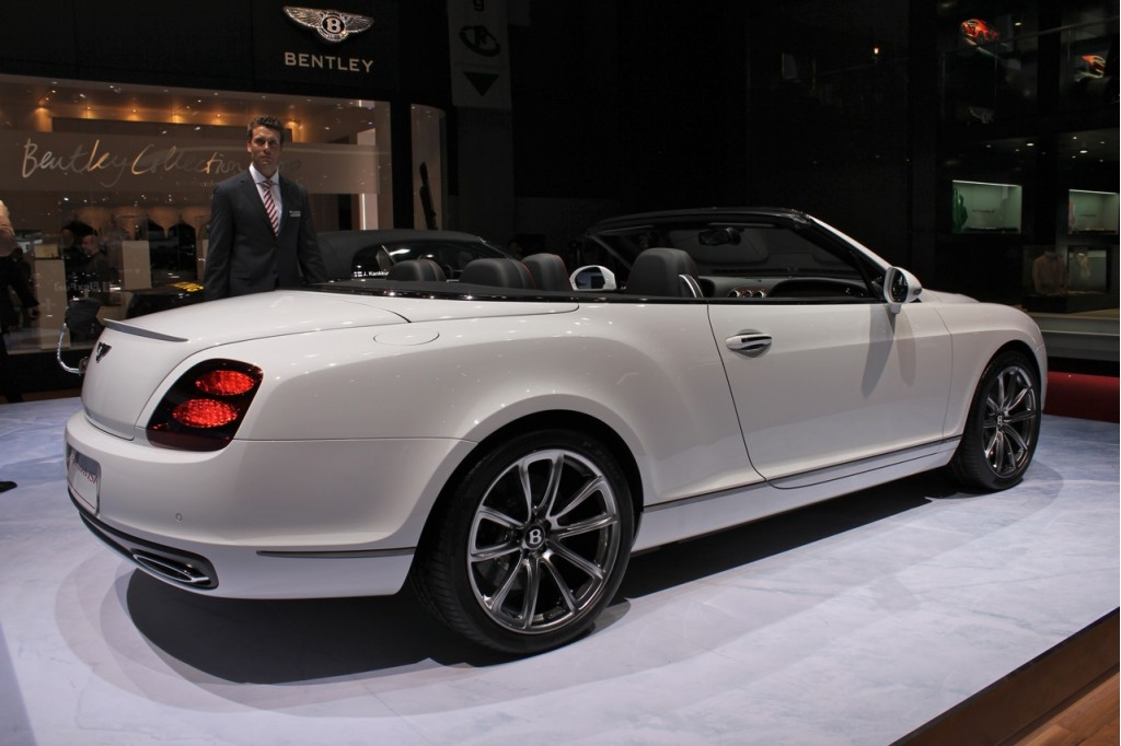 Bentley Supersports Convertible ISR #9