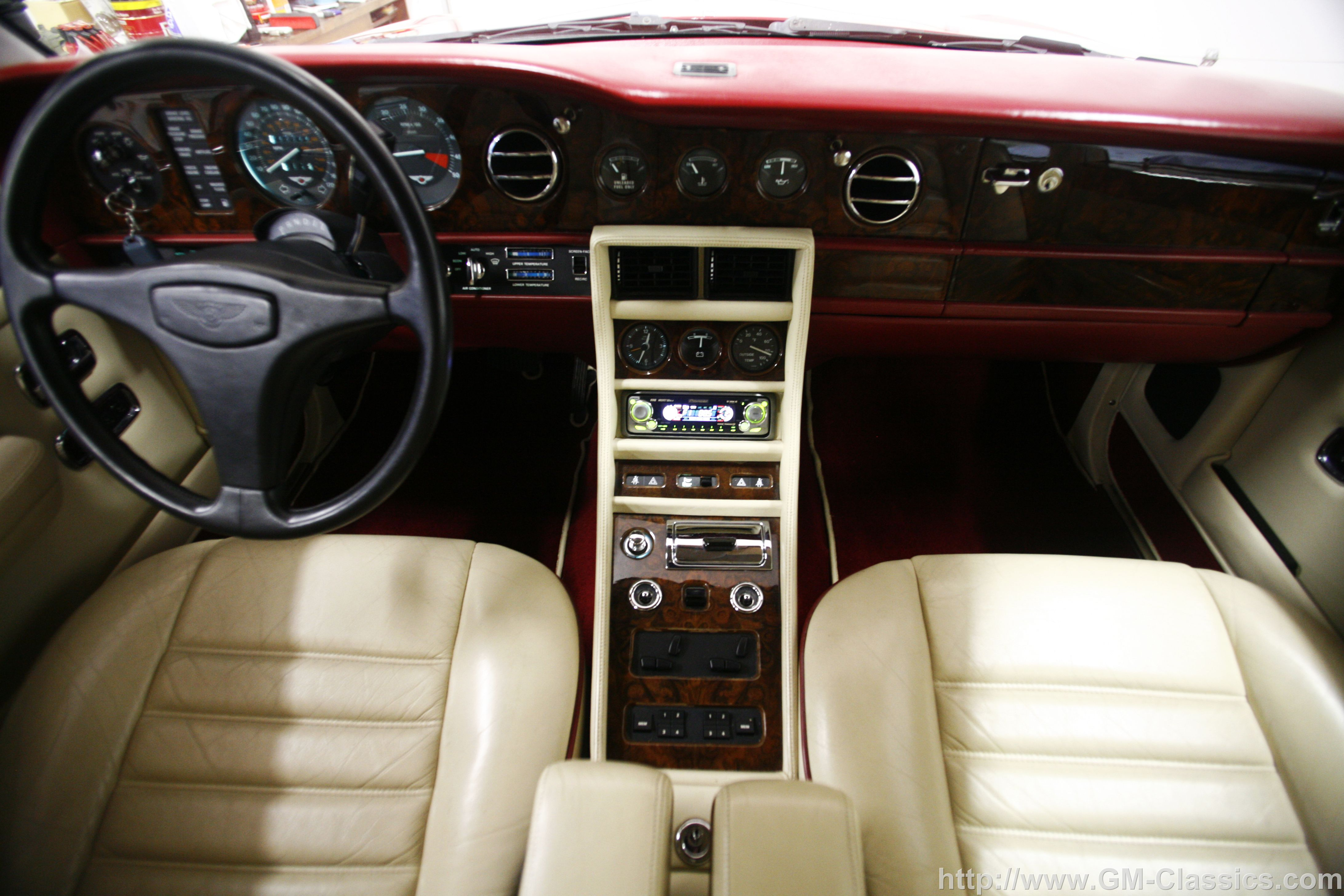Lexus Ct200h For Sale >> 1985 Bentley Turbo R - Information and photos - MOMENTcar