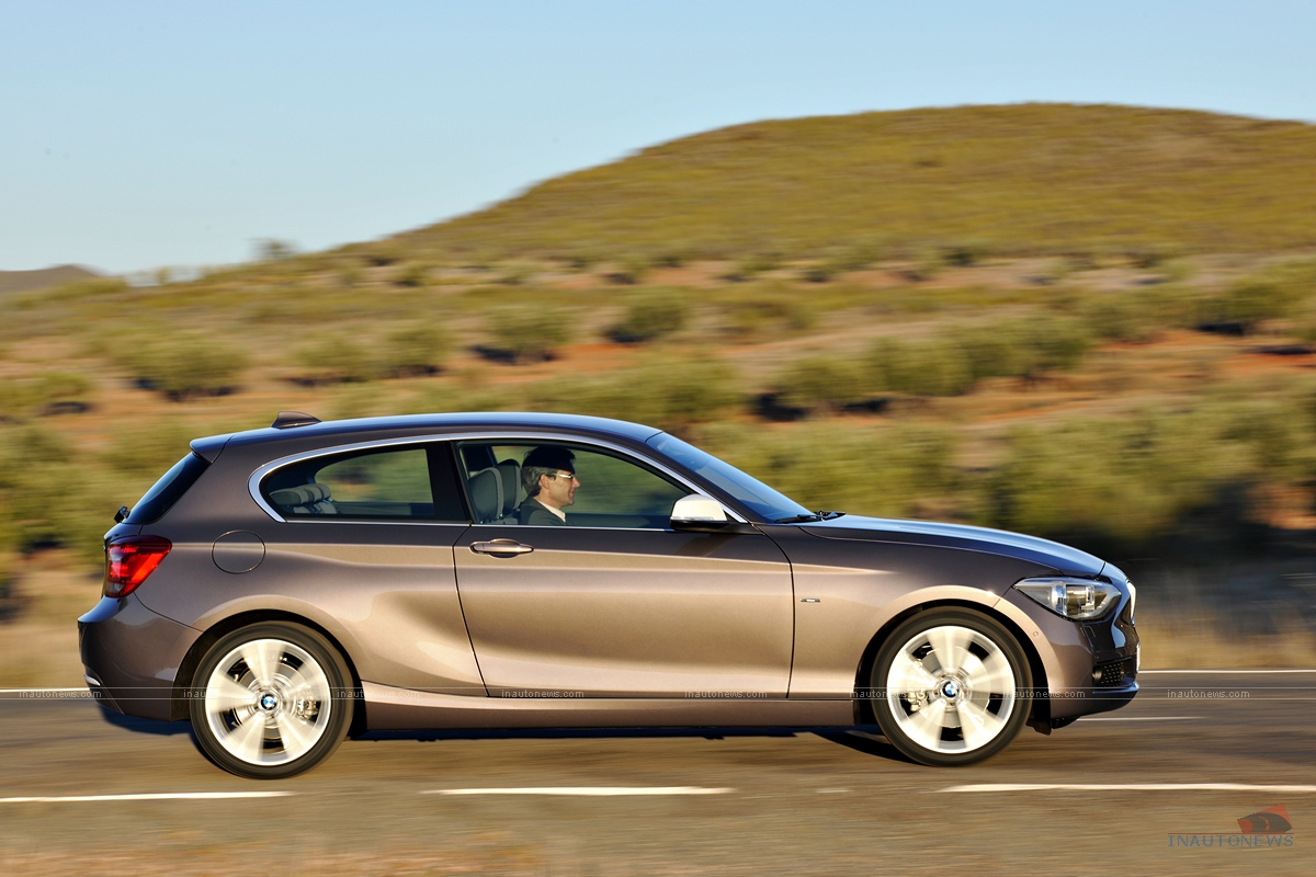 2013 bmw 1 series information and photos momentcar. Black Bedroom Furniture Sets. Home Design Ideas