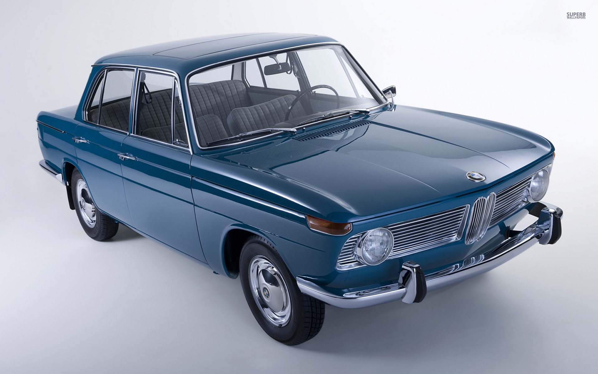 1963 Bmw 1500 Information And Photos Momentcar