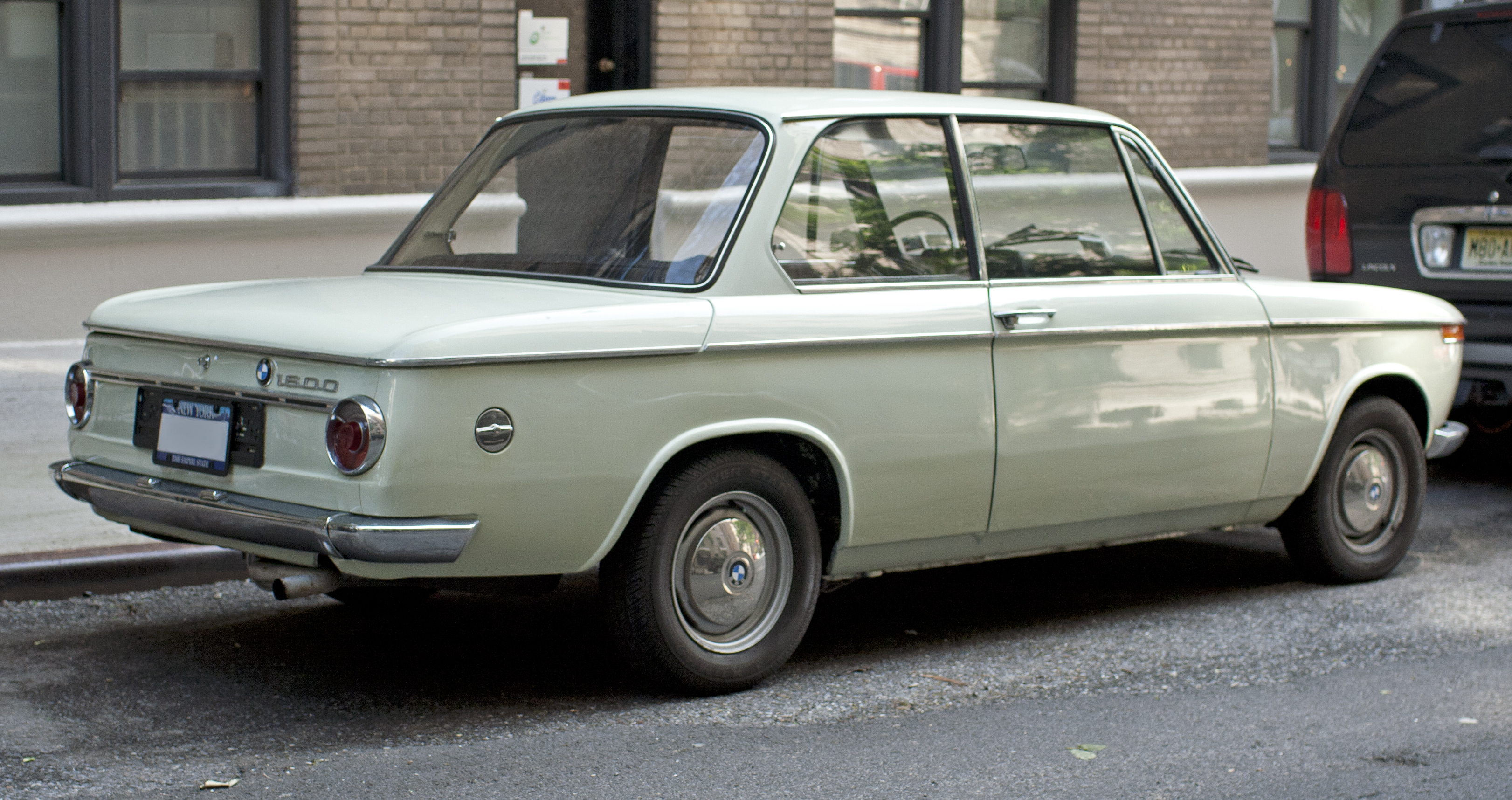 1967 Bmw 1600 Information And Photos Momentcar