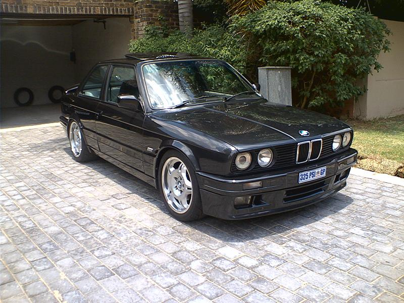 Style Statement of BMW 1990: 325i perfectness #1