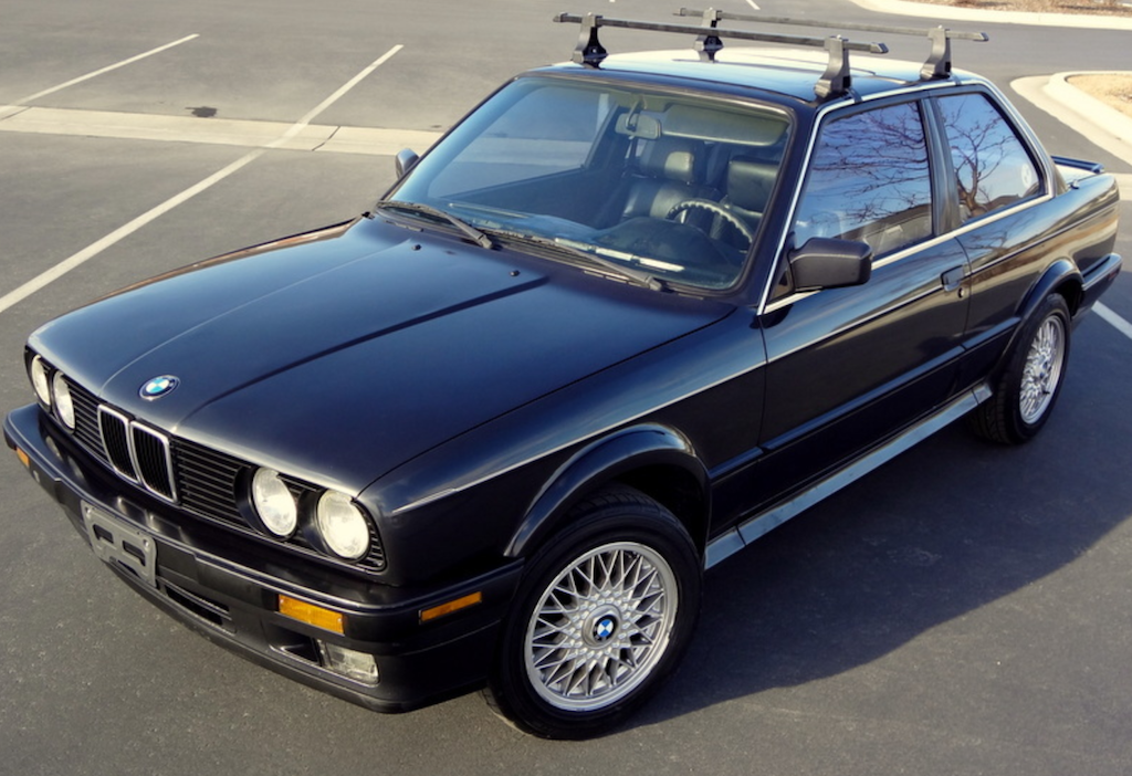 Style Statement of BMW 1990: 325i perfectness #6