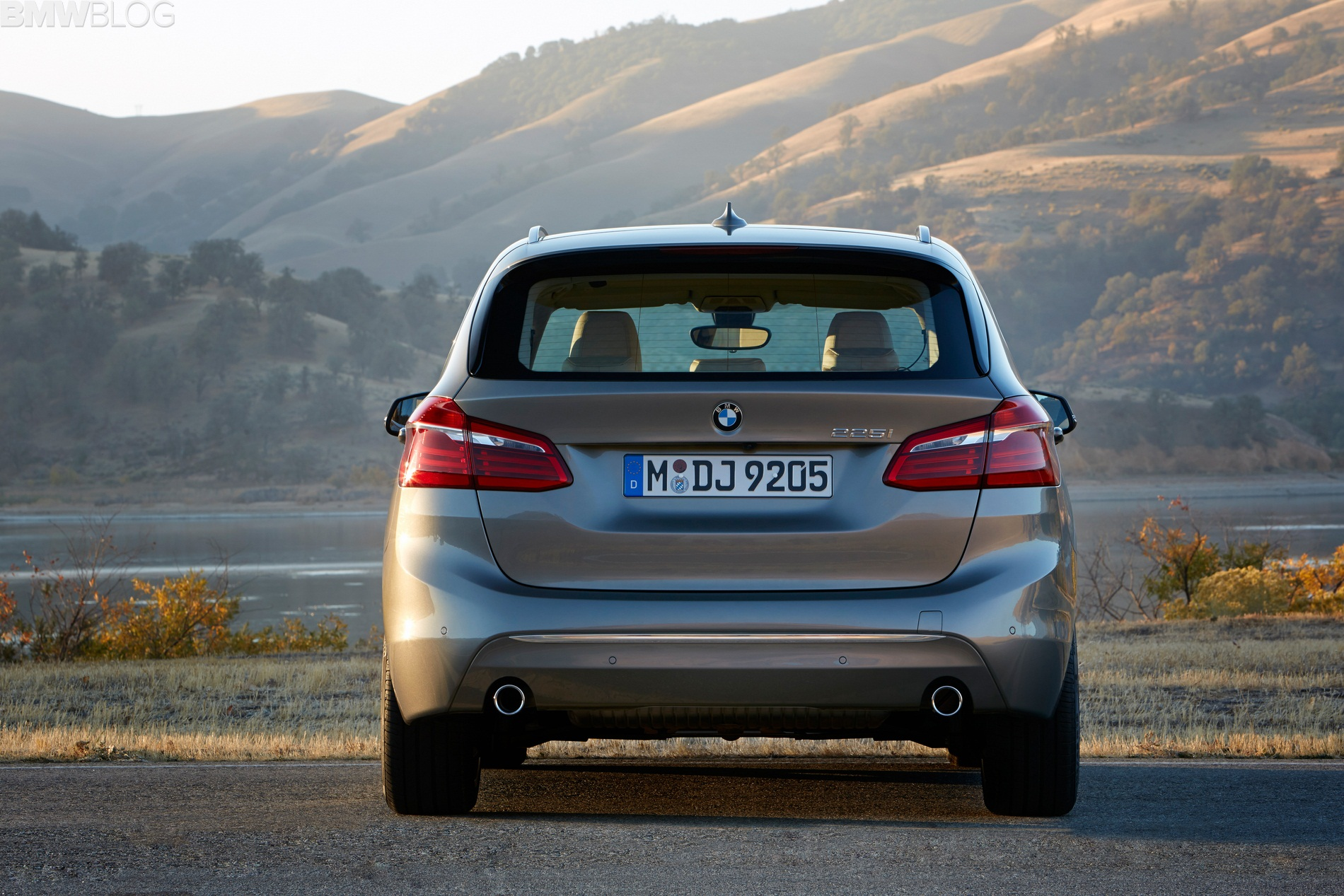 BMW 2 Series Active Tourer #4
