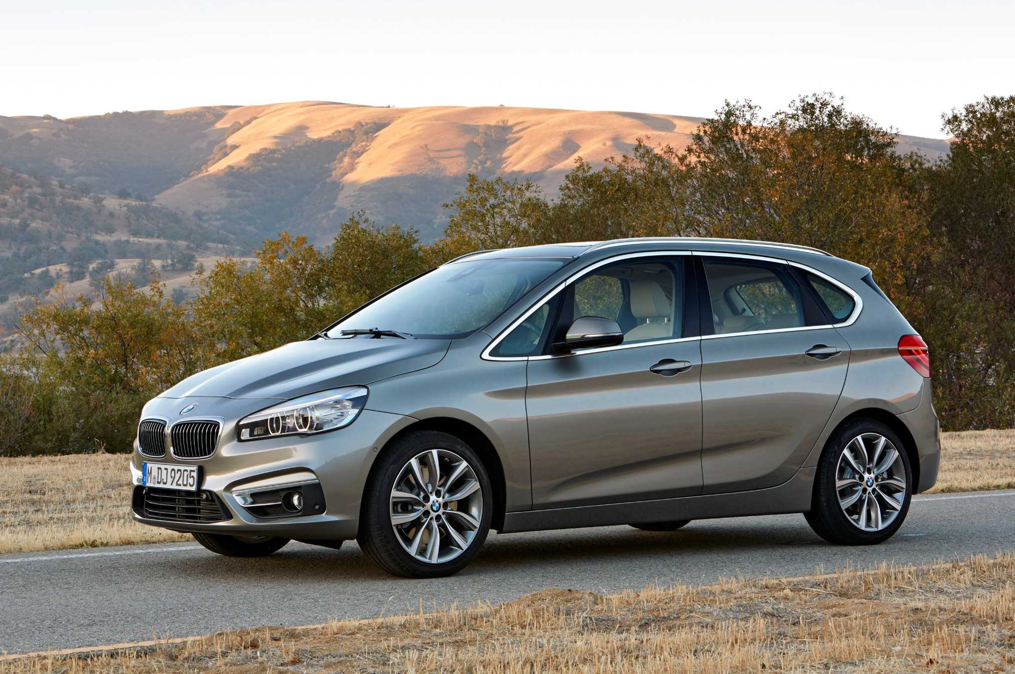 BMW 2 Series Active Tourer 2016 #12