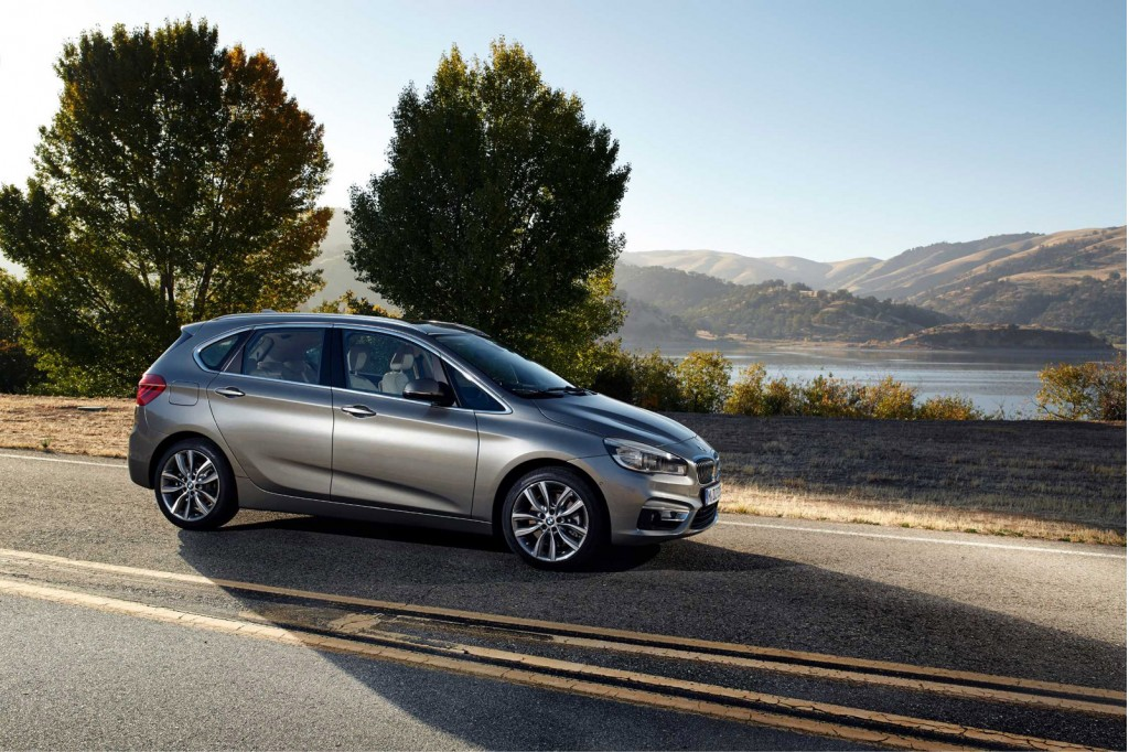 BMW 2 Series Active Tourer 2016 #6